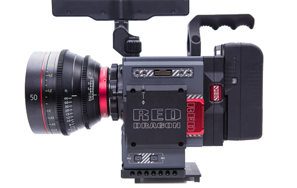 Red Scarlet-W Dragon